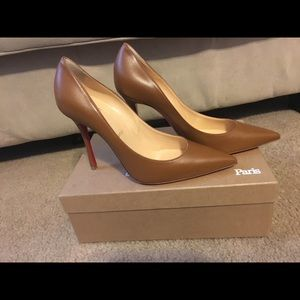 Christian Louboutin! 100% AUTHENTIC! Brand New!
